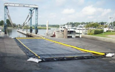 UltraTech Wastewater Containment Berms